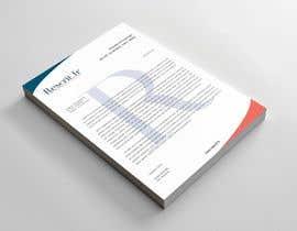 #71 cho LetterHead, organisation Letter template   design bởi abdulmonayem85