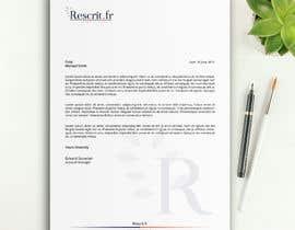 #35 cho LetterHead, organisation Letter template   design bởi designhouse9t9