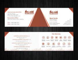 #119 for Design Creative & Trendy One Fold Business Card by Uttamkumar01