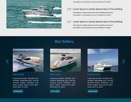 Nro 169 kilpailuun Website Design and logo revision käyttäjältä bappa85