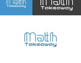 #39 cho I need a logo design for Math Takeaway and an app icon. Math Takeaway is a Math app that students can practise Math questions on-the-go, while travelling to and fro school, etc bởi athenaagyz