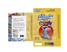 #36 для Refresh of Company Retail Food Labels от eleanatoro22