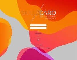 #59 cho Background for landing page (behind logo) bởi zlostur