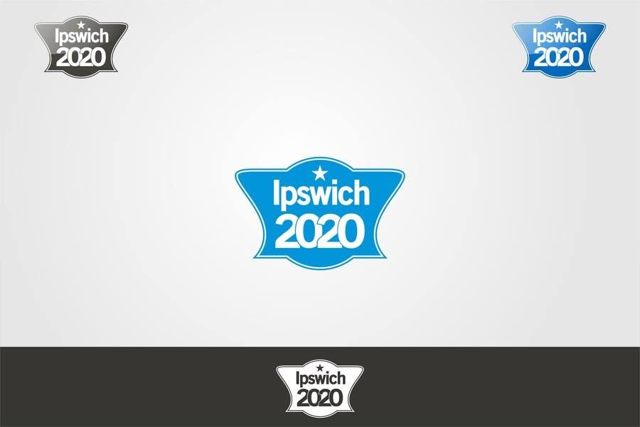 Inscrição nº                                         51                                      do Concurso para                                         Logo Design for Ipswich2020