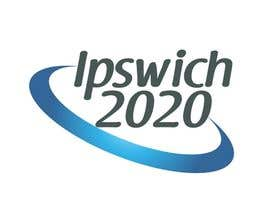 #46 para Logo Design for Ipswich2020 por Christina850