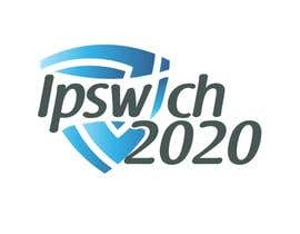 #49 para Logo Design for Ipswich2020 por Christina850