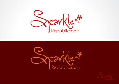 #37 for Logo Design for Sparkle Republic af paxslg