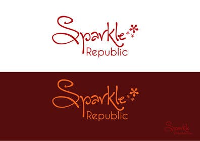 #41 for Logo Design for Sparkle Republic af paxslg