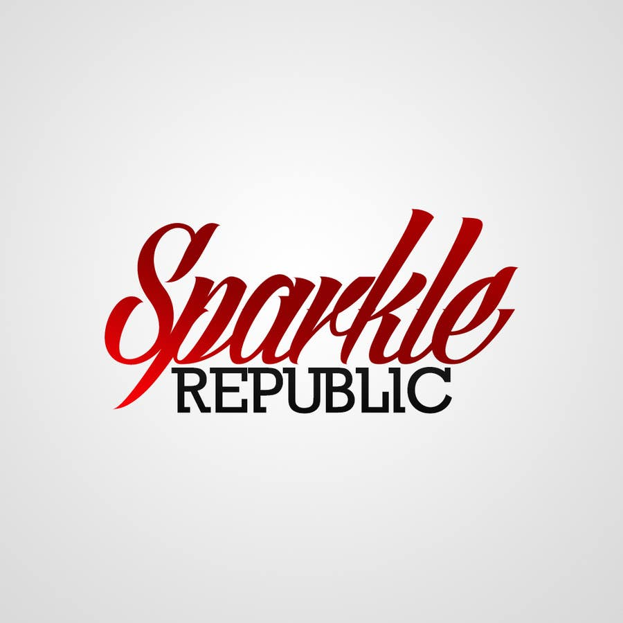 Proposition n°                                        18                                      du concours                                         Logo Design for Sparkle Republic