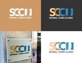 #257 for Logo design for Spinal Cord clinic af basemcg