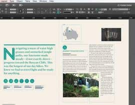 Hk247 tarafından I have a 20-25 pages report that i need to publish in a magazine theme . A similar level of service report was uploaded for reference . The language of the text is Arabic . için no 2