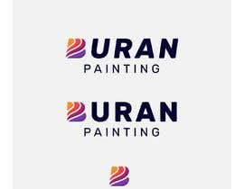 #442 untuk Logo for New Painting Company oleh salimbargam