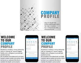 #45 for Build me a company profile with name card by FarooqGraphics