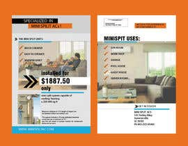 nº 21 pour Flyer Design for ac business par LemurCatta