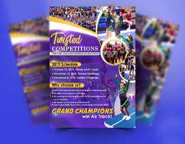 #68 for Cheerleading Event Flyer '19 af satishandsurabhi