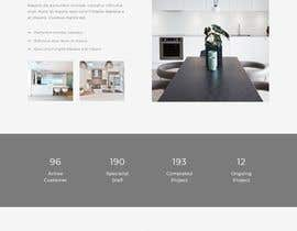 #29 for Build user experience and website for Cabinet and Countertop showroom by Esraadesigner