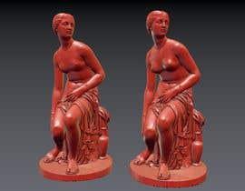 Nro 5 kilpailuun Modify 3d Model of Women sculpture käyttäjältä Cobot