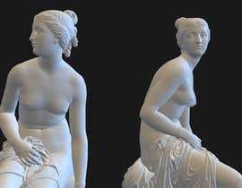 Nro 2 kilpailuun Modify 3d Model of Women sculpture käyttäjältä artseba185