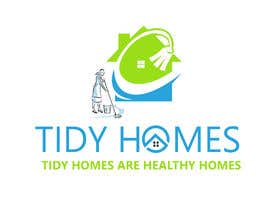 #114 for Tidy Homes Logo by mdfaruq52
