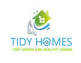 #115 for Tidy Homes Logo by mdfaruq52