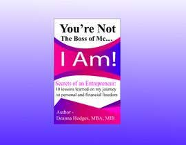 #43 for Design a book cover - You're Not The Boss of Me.....I Am!! by HridoyRoy1