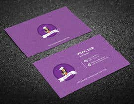 #275 for Create a business card and slogan for my online bakery business. by Jannatulferdous8