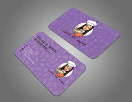 #271 for Create a business card and slogan for my online bakery business. by nishatzahanmahi2