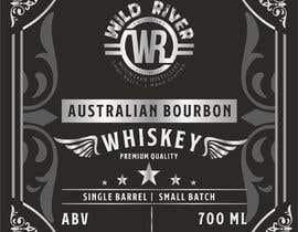 write2adite tarafından Desing a front label for my Australian whiskey için no 17