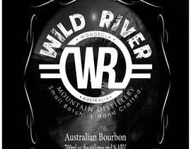 nerv4graphics tarafından Desing a front label for my Australian whiskey için no 16