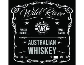 Win112370 tarafından Desing a front label for my Australian whiskey için no 14