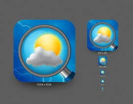 nº 34 pour Design Icons for an IOS Weather App par xsodia