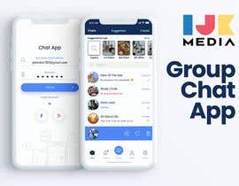 #18 untuk Design a Index Page for a Group Messenger App oleh webubbinc