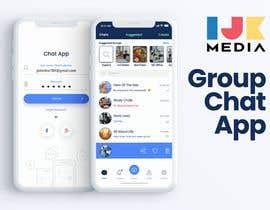 nº 18 pour Design a Index Page for a Group Messenger App par webubbinc
