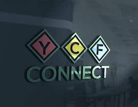 Nro 304 kilpailuun Business Logo Design: YCF Connect käyttäjältä mdsahed993
