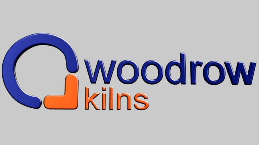 Proposition n°                                        58                                      du concours                                         Logo Design for Woodrow Kilns 3d