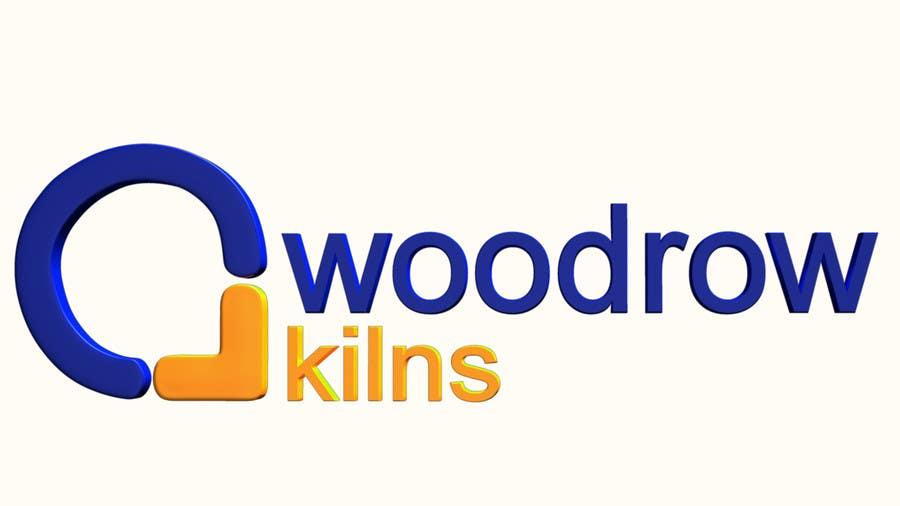 Proposition n°                                        60                                      du concours                                         Logo Design for Woodrow Kilns 3d