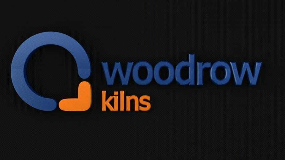Proposition n°                                        28                                      du concours                                         Logo Design for Woodrow Kilns 3d