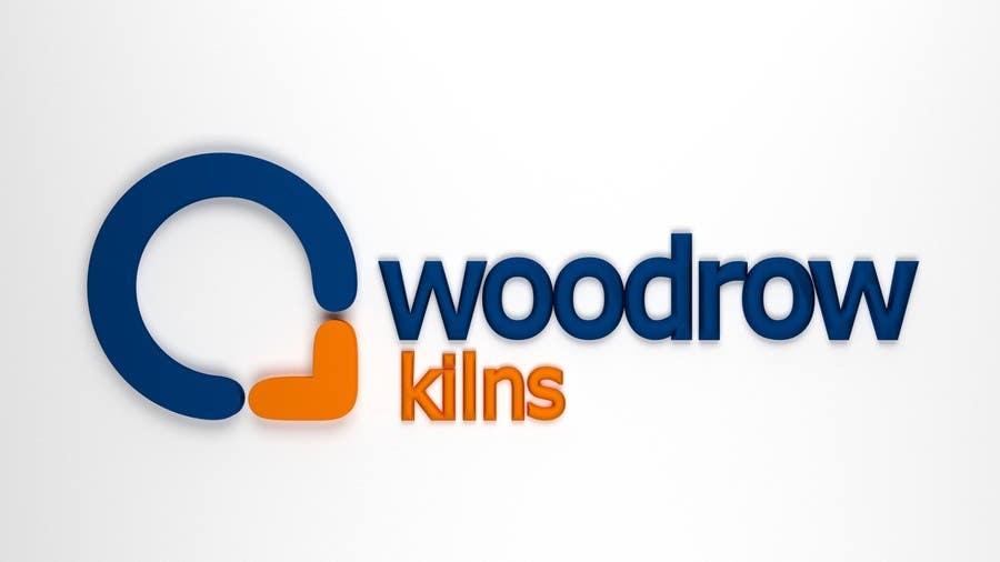 Proposition n°                                        49                                      du concours                                         Logo Design for Woodrow Kilns 3d
