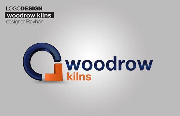 Proposition n°                                        16                                      du concours                                         Logo Design for Woodrow Kilns 3d