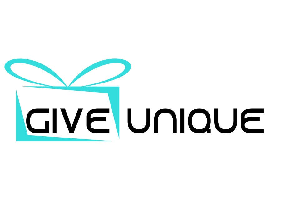 Design a logo for give unique online gift shop freelancer for Unique gift shops online