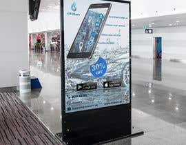 #5 for Building high professional poster for car wash mobile application by Artifici