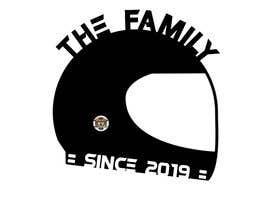 "xVura tarafından A logo designed for clothing brand called ""The Family"". Is a motorcycle themed brand. için no 4"