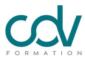 nº 10 pour Logo Societe de formation pour professionnel: CDV Formation par daromorad