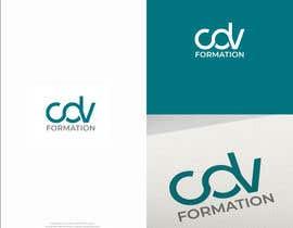 nº 24 pour Logo Societe de formation pour professionnel: CDV Formation par usamajay