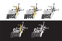 Contest Entry #28 for Logo Design for SaxWest band