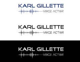 #167 for Design a logo / brand for a voiceover website & business card by royatoshi1993