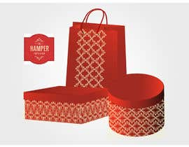 nº 54 pour Print & Packaging Design for The Hamper Emporium - http://thehamperemporium.neto.com.au par MargaretMay