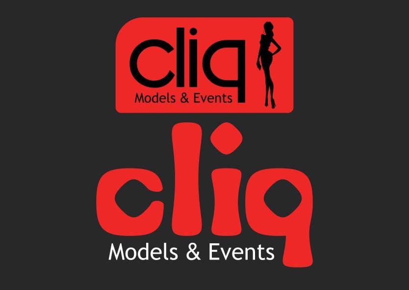 Penyertaan Peraduan #15 untuk Logo Design for a Modeling Agency
