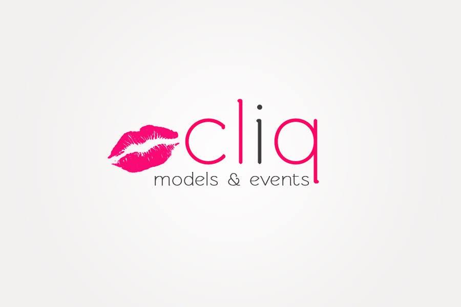 Konkurrenceindlæg #3 for Logo Design for a Modeling Agency