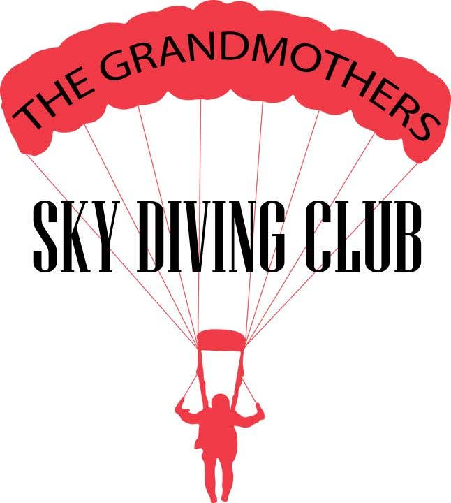 Entry #193 by zianpark for Grandmothers Skydiving Club